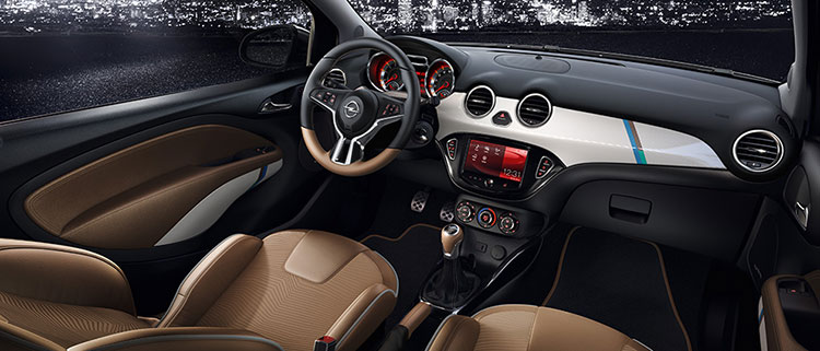 seegarage kl ui ag der neue opel adam rocks. Black Bedroom Furniture Sets. Home Design Ideas