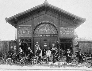 Seit 1909 Kläui AG